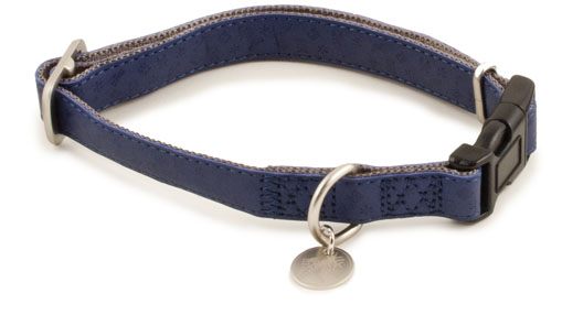 The look of fine leather at less than half the price! Our line of designer fashion collars let you choose your dog