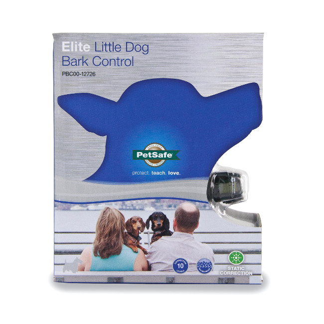 Elite Little Dog Static Bark Collar By Petsafe Pbc00 12726