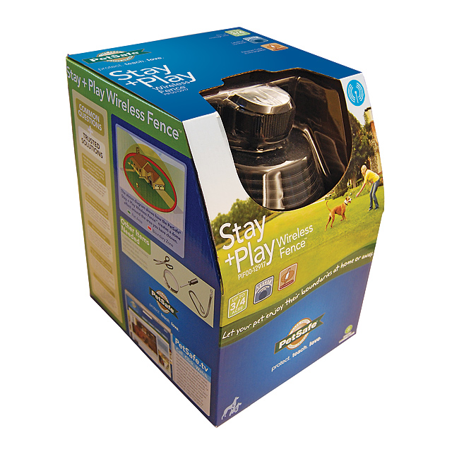 Stay Play Wireless Fence 174 By Petsafe Pif00 12917