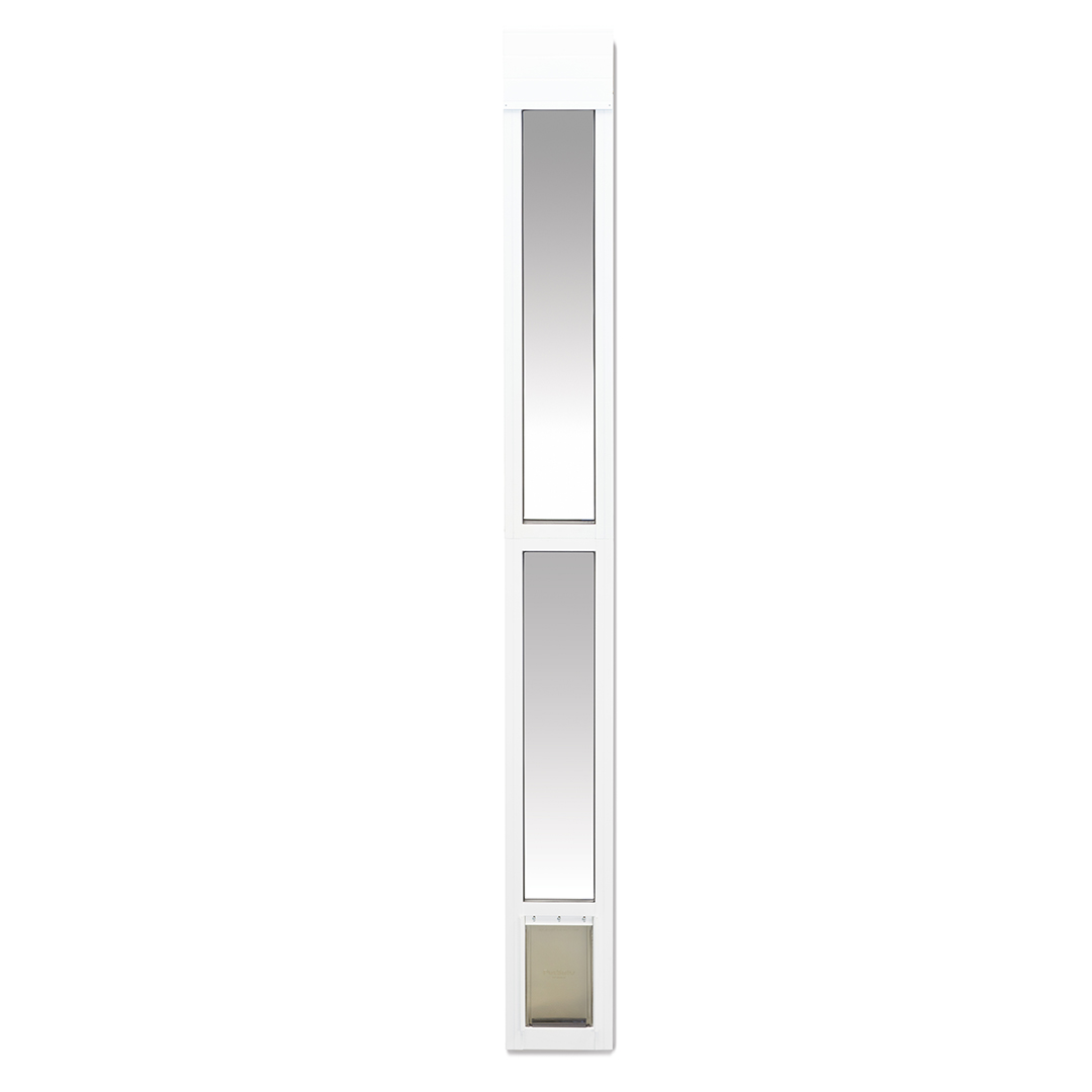 Shop For Sliding Glass Pet Door For Frames Up To 81 By